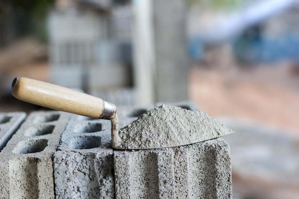 equipamentos e materiais de construção