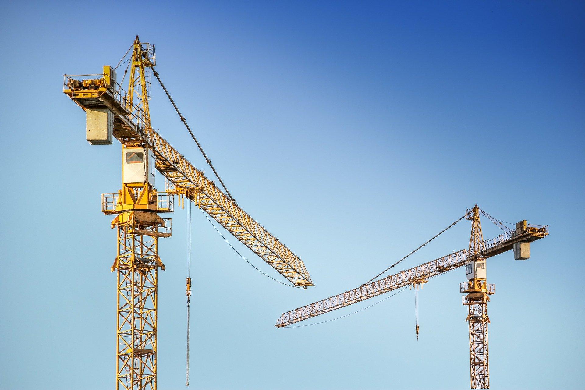 equipamentos construção